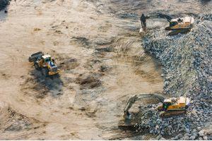Крупнейшая железорудная шахта в Китае будет запущена раньше срока
