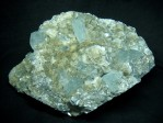 Aquamarine , Mt Xuebaoding, Pingwu Co., Mianyang Prefecture, Sichuan Province, China